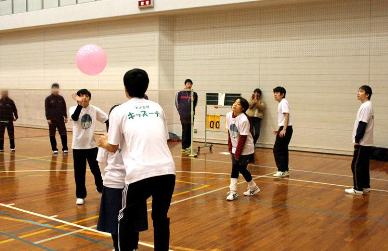 平成30年度施設間交流球技大会!
